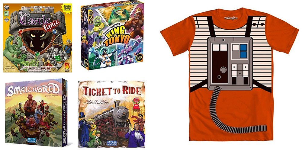 Get All the Best Family Tabletop Games!  Be a Rebel Pilot With This Awesome Tee – Daily Deals!