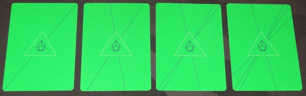 Aura card backs