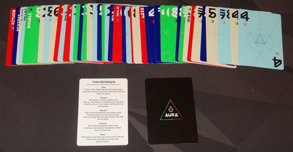 Aura deck