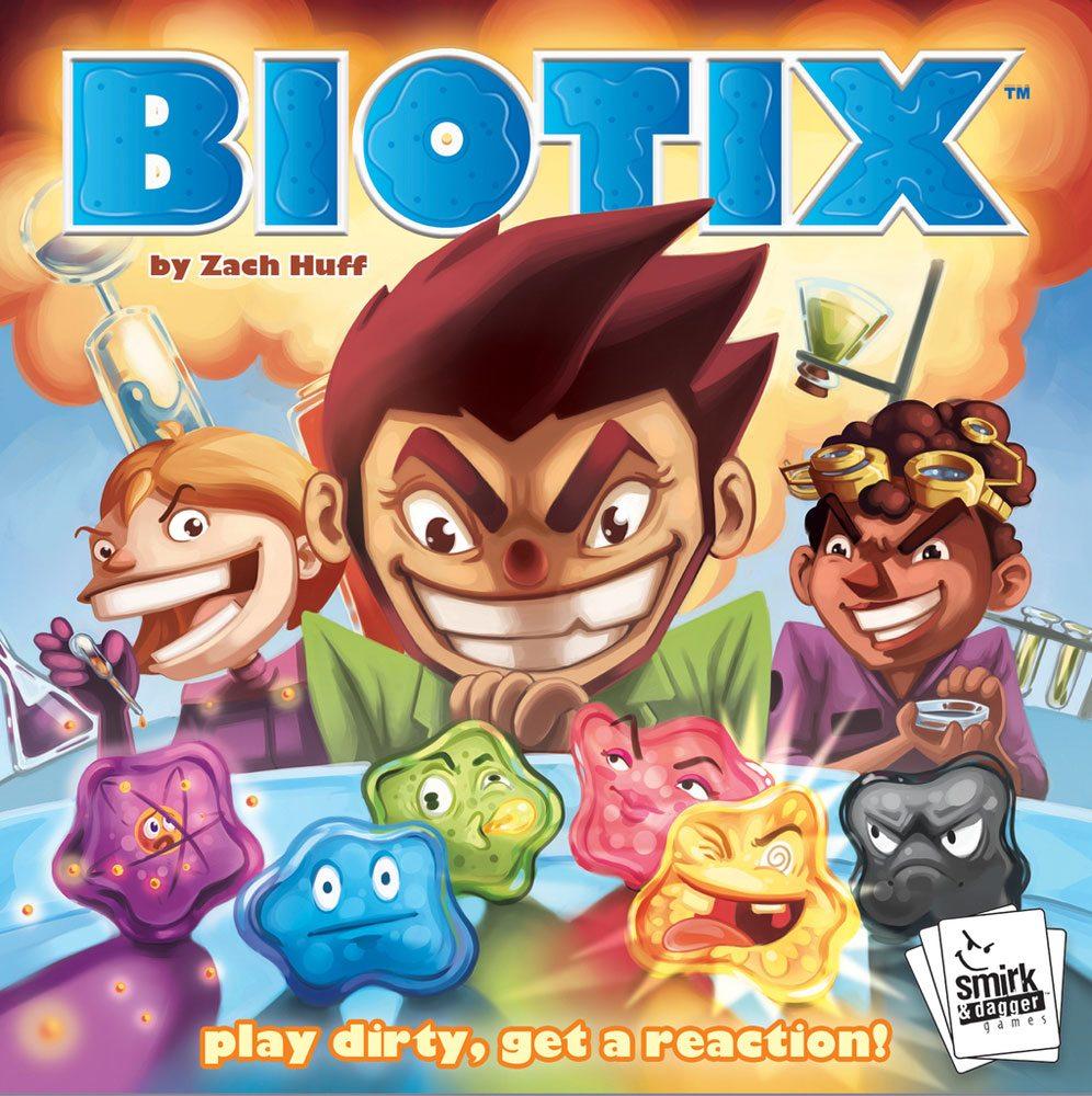 BIOTIX cover