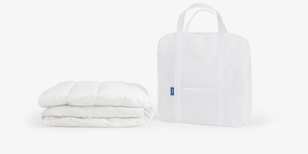 The Casper Duvet Insert Makes Choosing an Insert Simple
