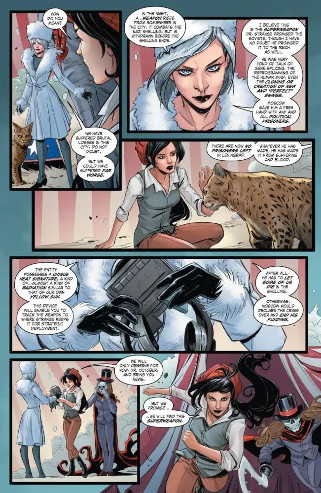 Lois Lane, Bombshells