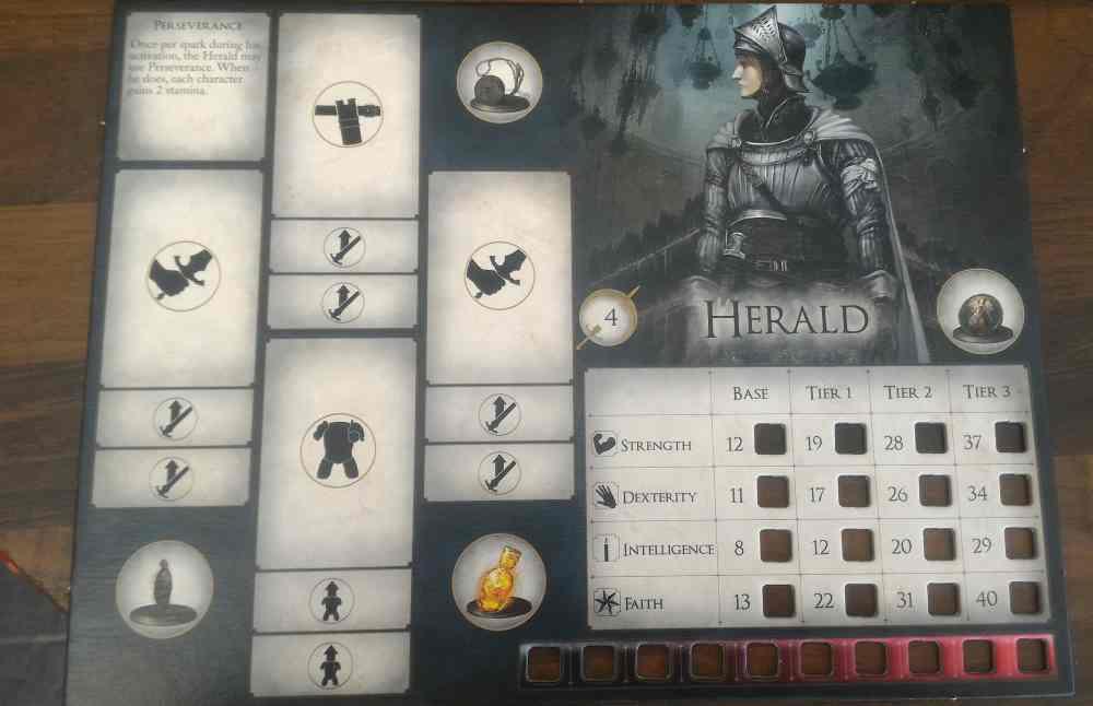 Herald Game board