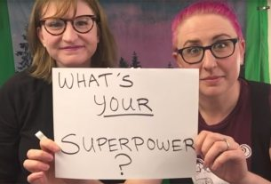 """Doubleclicks """"What's Your Superpower?"""""""