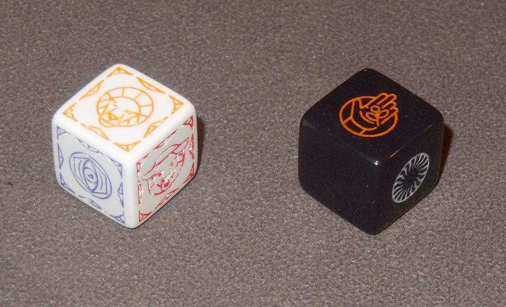 Epoch: The Awakening dice