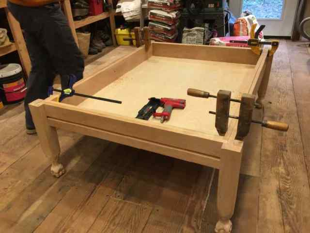 Vault inserted into table