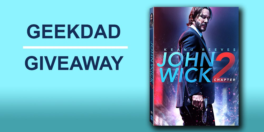 Giveaway – 'John Wick: Chapter 2' Plus 17 Digital Downloads
