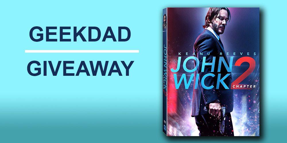 Giveaway – 'John Wick: Chapter 2' Plus 17 Digital Downloads