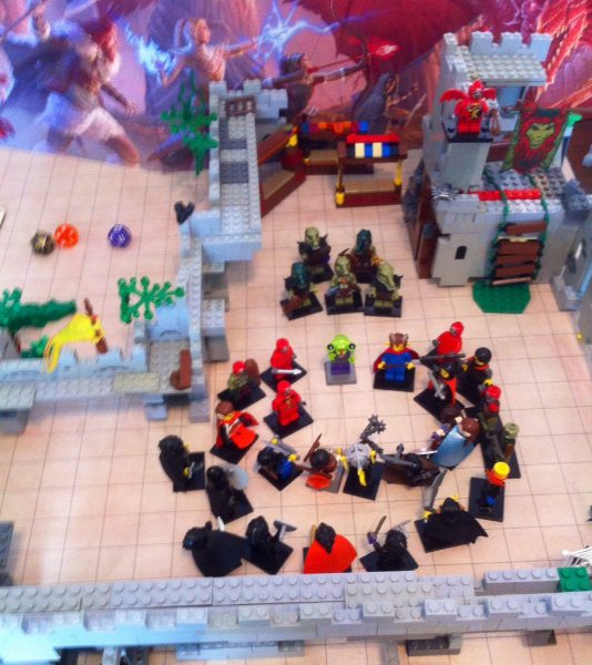 LEGO D&D