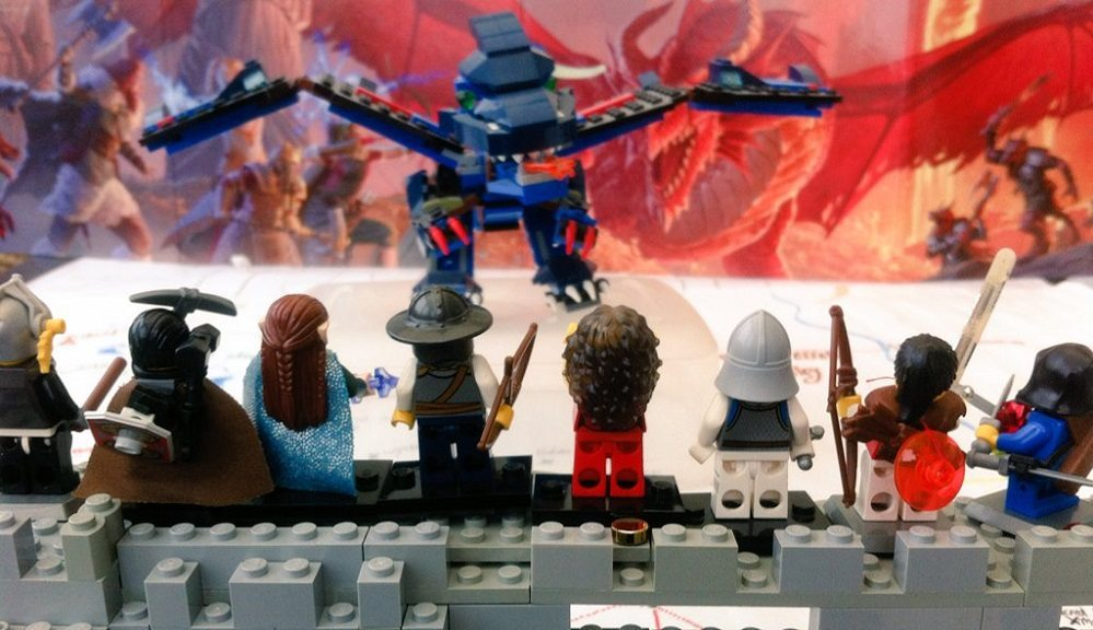 LEGO 'D&D' – A Match Made in My Own Personal Heaven