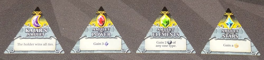 Legendary Creatures amulets