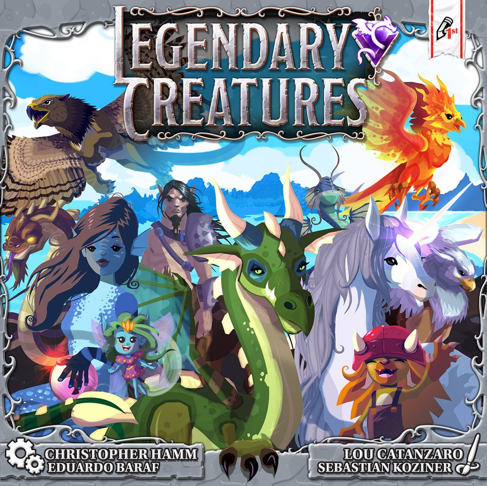 Legendary Creatures cover