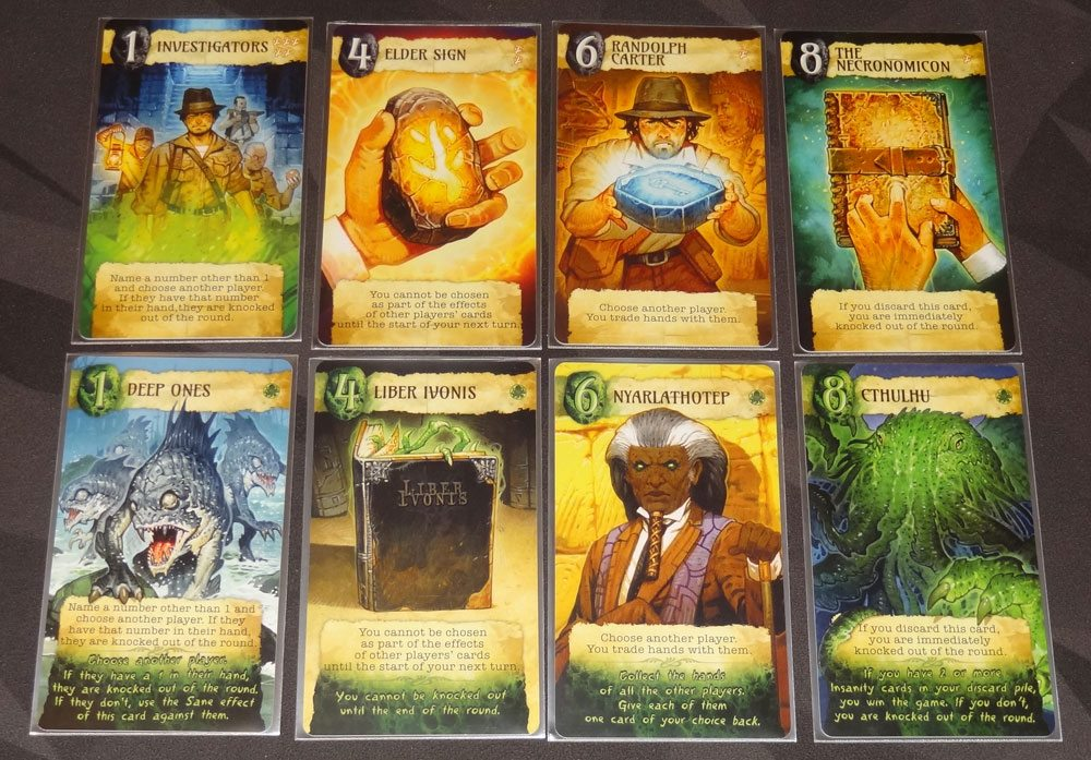 Lovecraft Letter cards