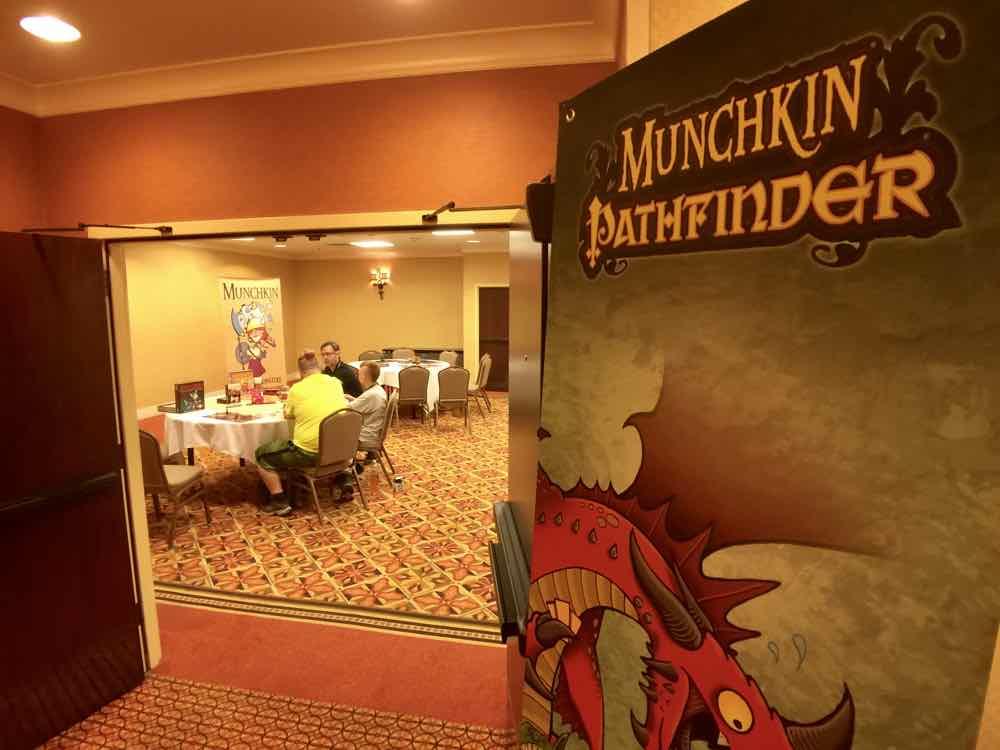 Pathfinder Munchkin Room