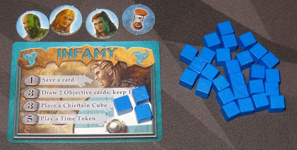 Saga of the Northmen infamy card