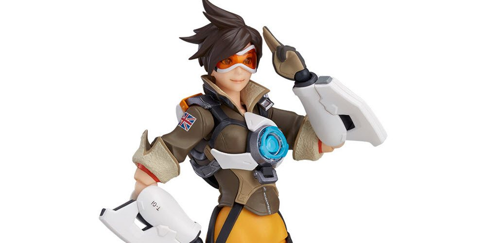 Pre-Order the Best 'Overwatch' Tracer Figure Ever on BBTS
