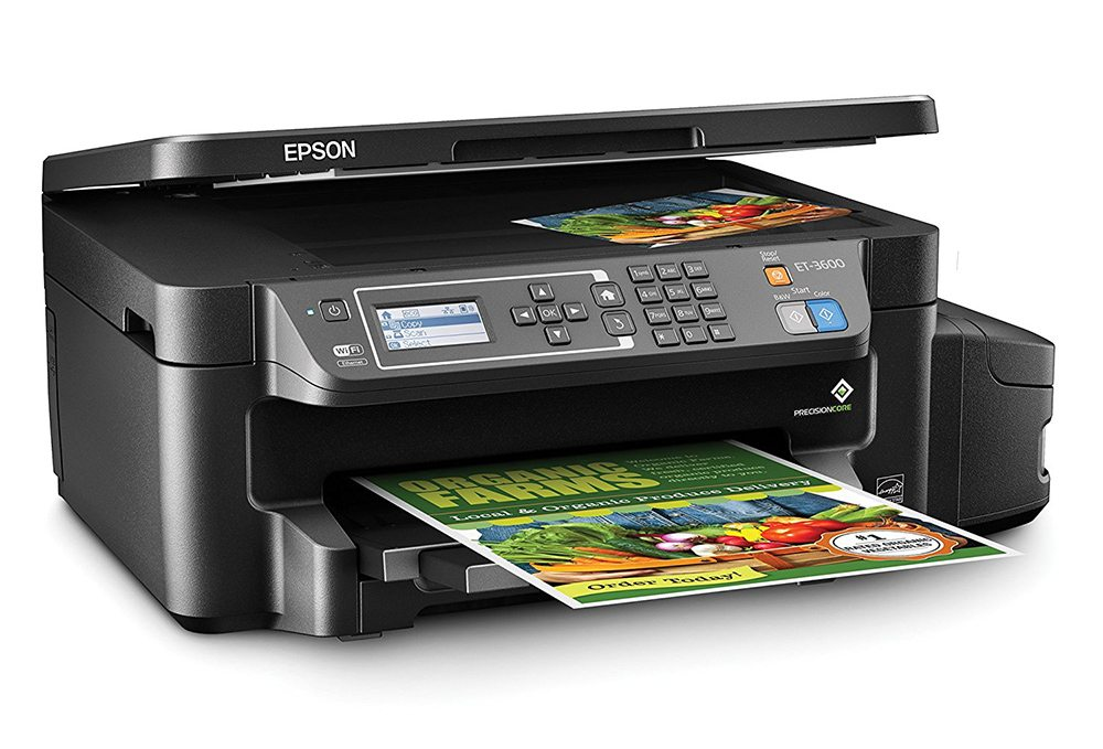 How the Epson ET-3600 Saved Our School Year (And Changed My Mind About Wireless Printing)