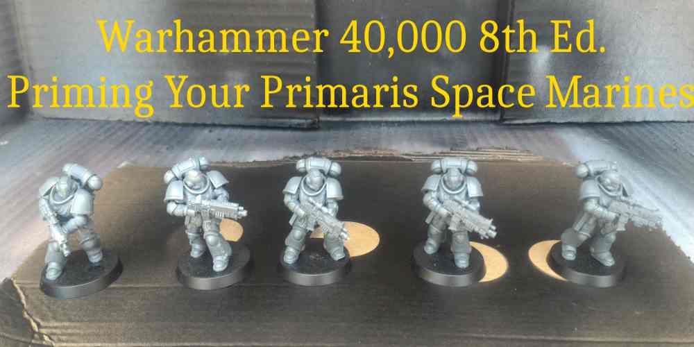 'Warhammer 40,000' for Beginners: Part 2