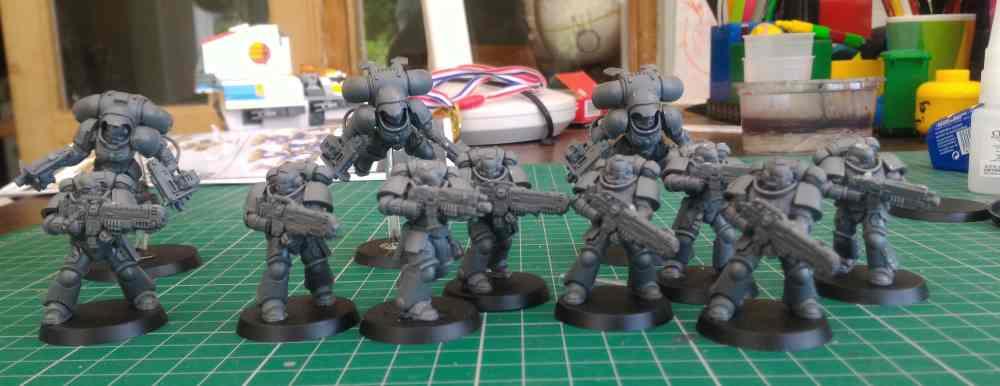 Primaris Space Marines
