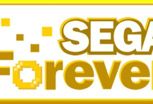 Sega Forever Logo
