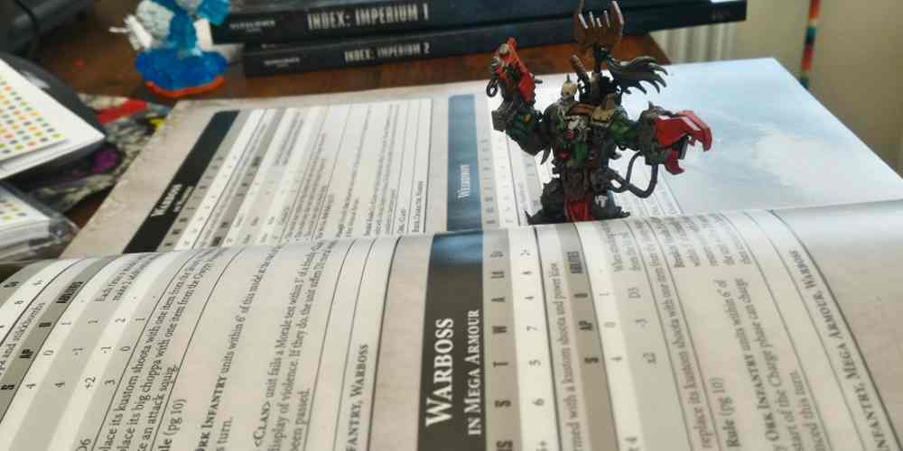 'Warhammer 40,000' for Beginners: Part 3 – The New Indexes