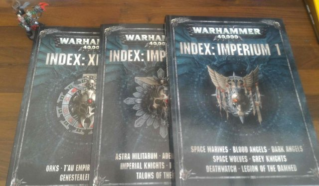 40K Indexes