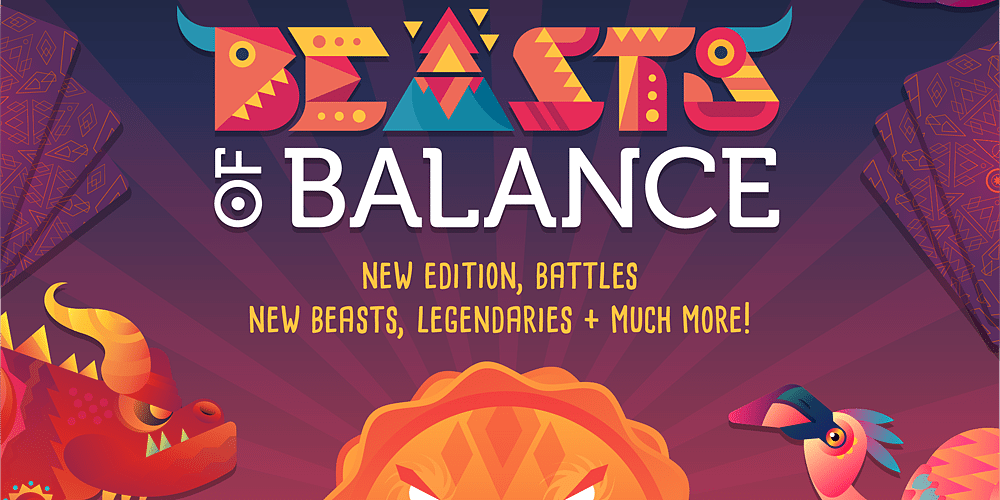 Kickstarter Tabletop Alert: 'Beasts of Balance: Battles'