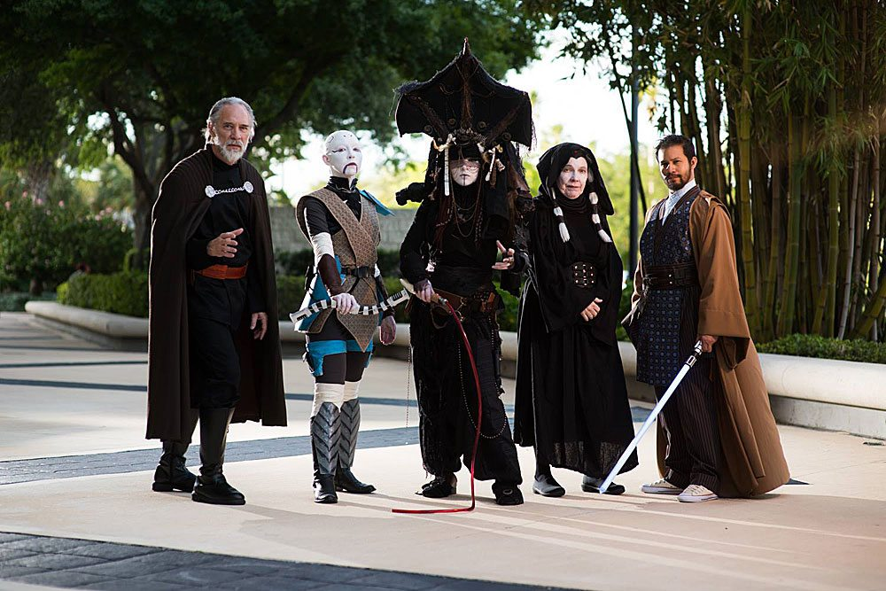 Cosplay Family Spotlight: Cotter Family Cosplay