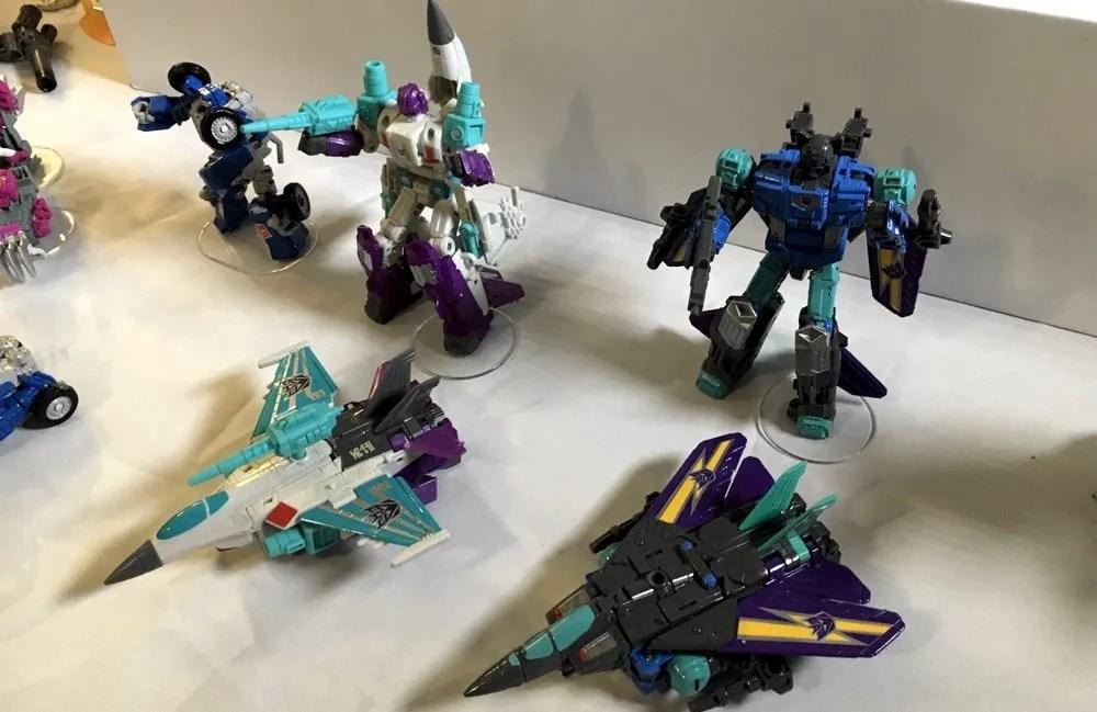 SDCC 2107 Transformers