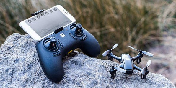 GeekDad Daily Deal: The Fader Stealth Drone
