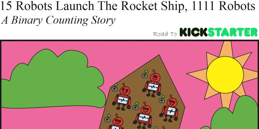 How to Make a Chidren's Book and Fund it Through Kickstarter
