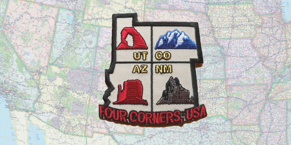 Geekdad Passport: Four Corners Monument