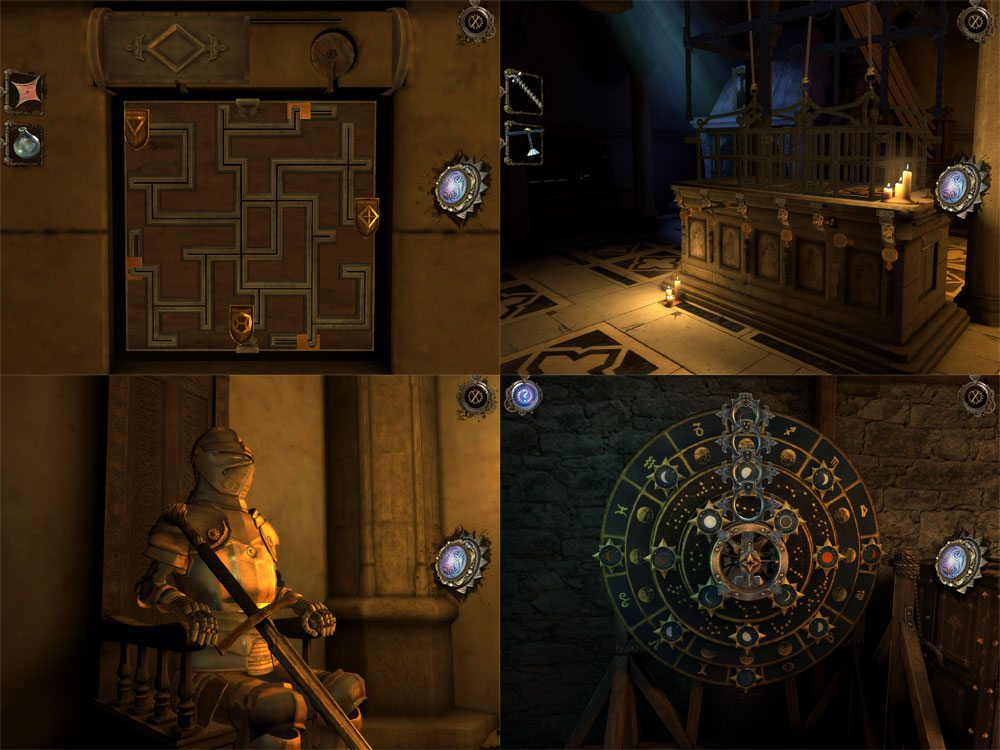 The House of Da Vinci screenshots
