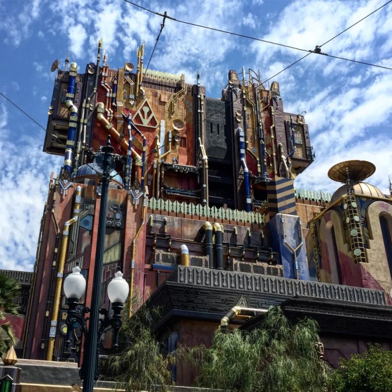 Guardians of the Galaxy Disneyland