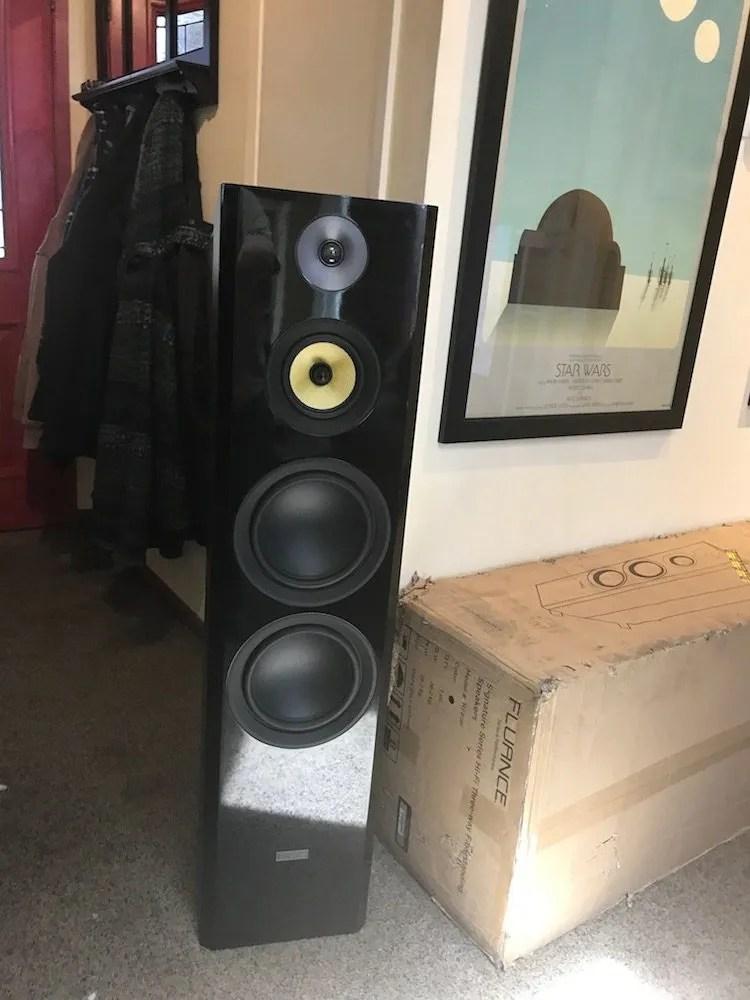 Fluance Signature Floorstanding Speaker