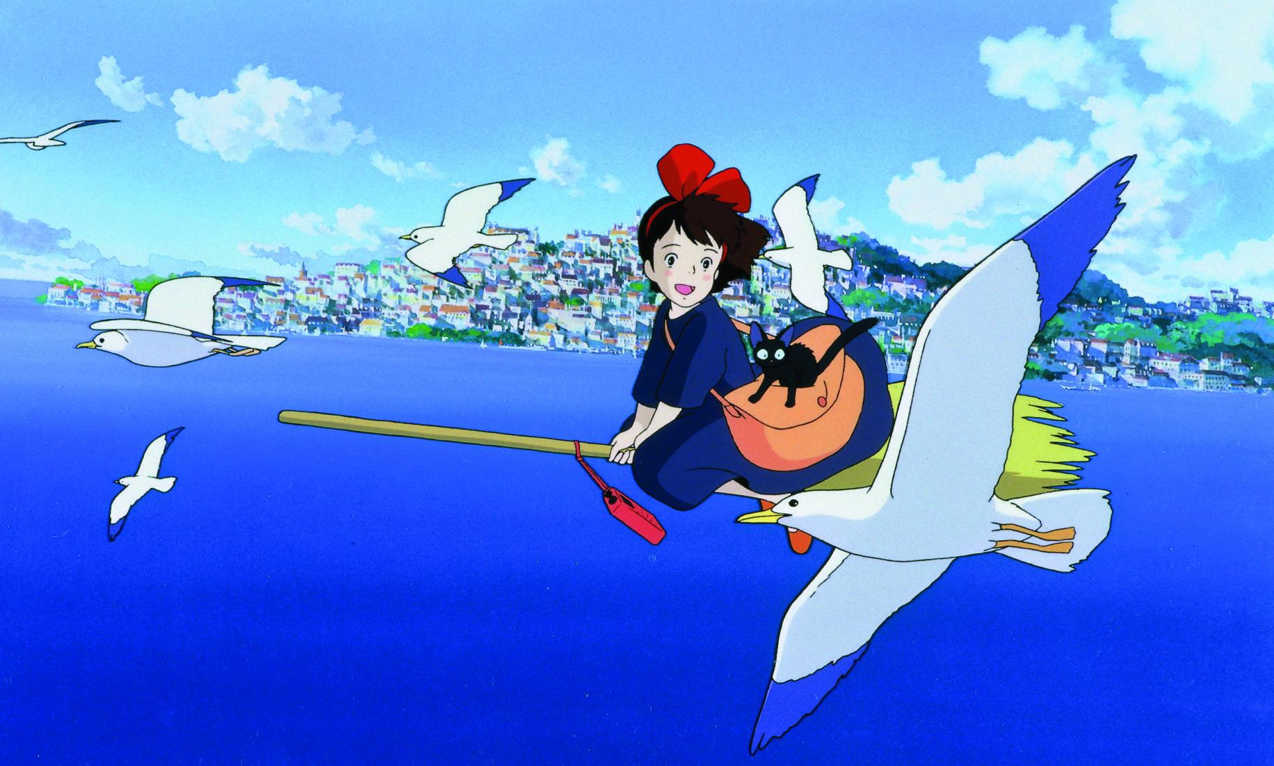 Win Tickets to Studio Ghibli Fest 2017's Presentation of 'Kiki's Delivery Service'!
