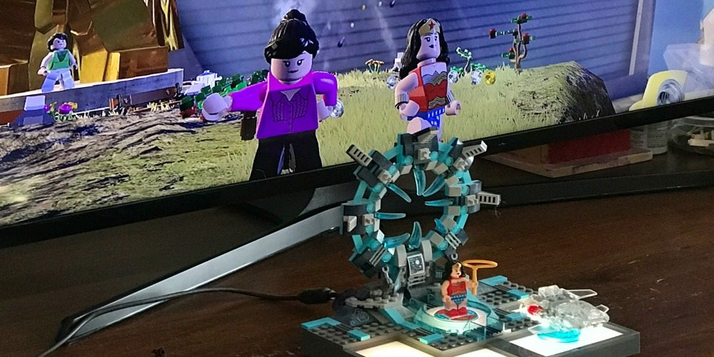 'LEGO Dimensions' Wonder Woman Giveaway: Win a Princess Warrior Goddess