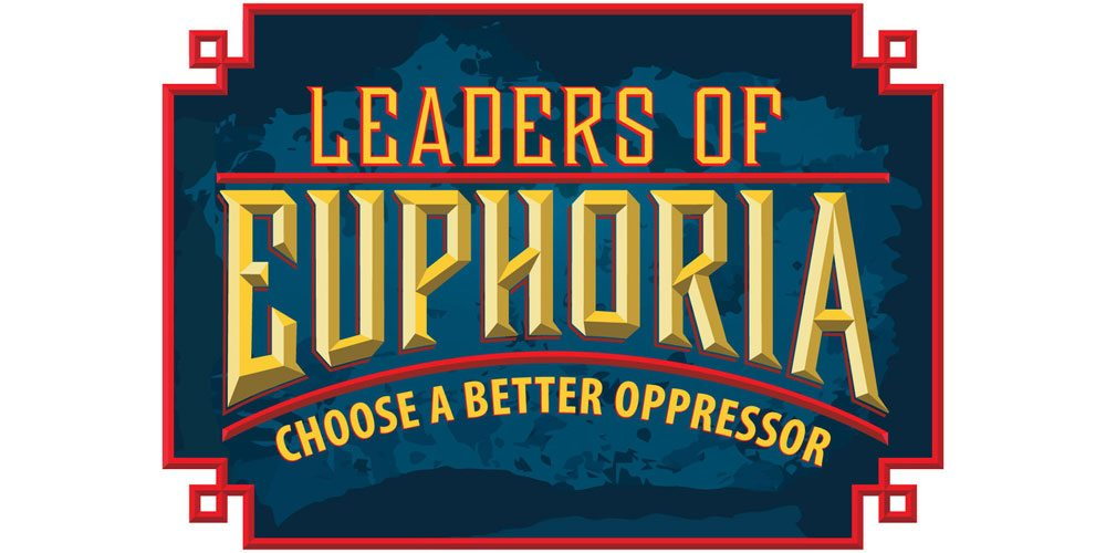 Reaping the Rewards: 'Leaders of Euphoria'