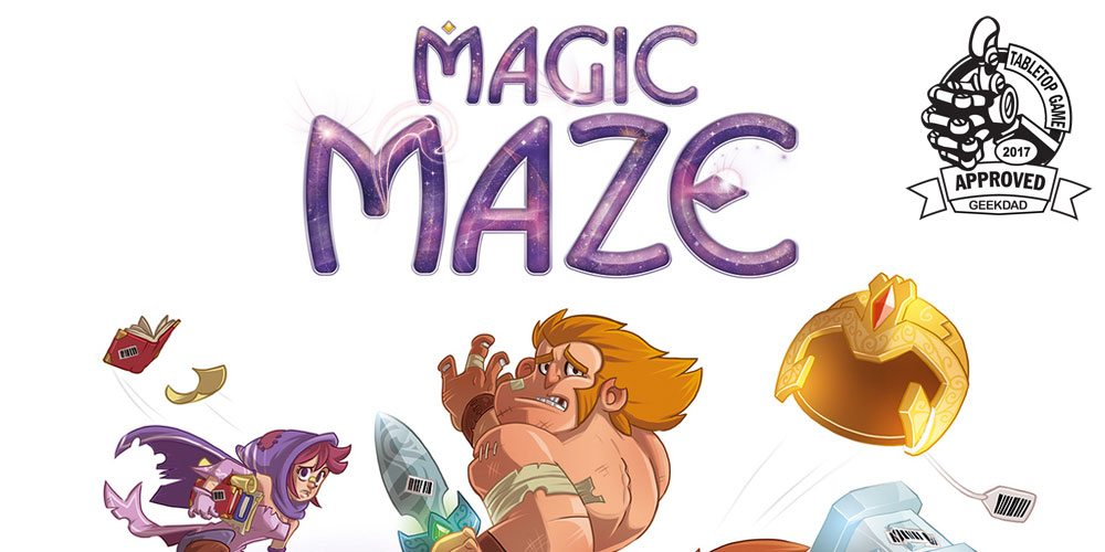 Spiel des Jahres Nominee 'Magic Maze' Coming to US