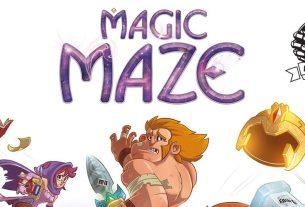 Magic Maze banner