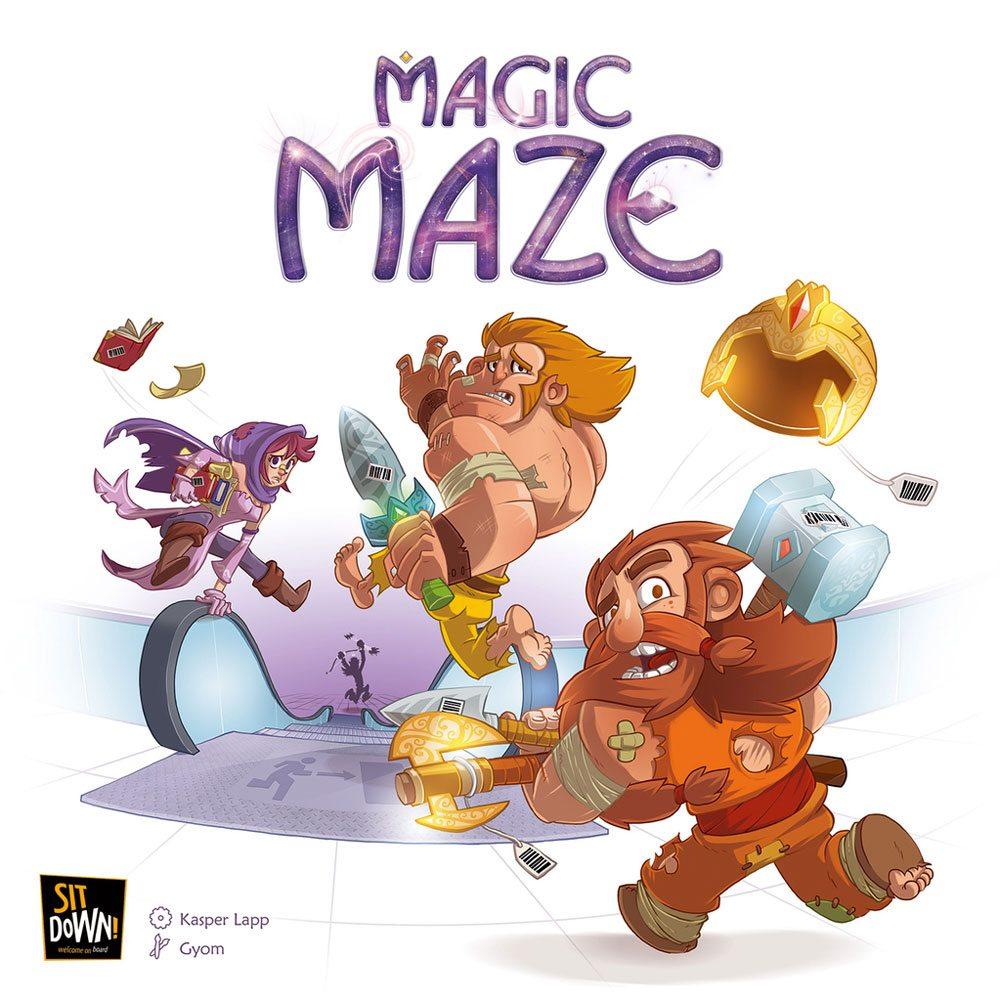 Magic Maze cover