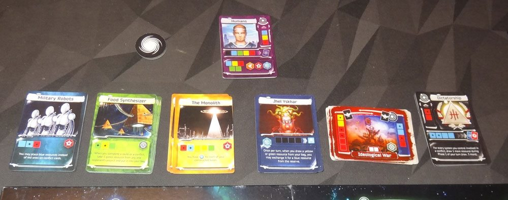 Master of the Galaxy card decks