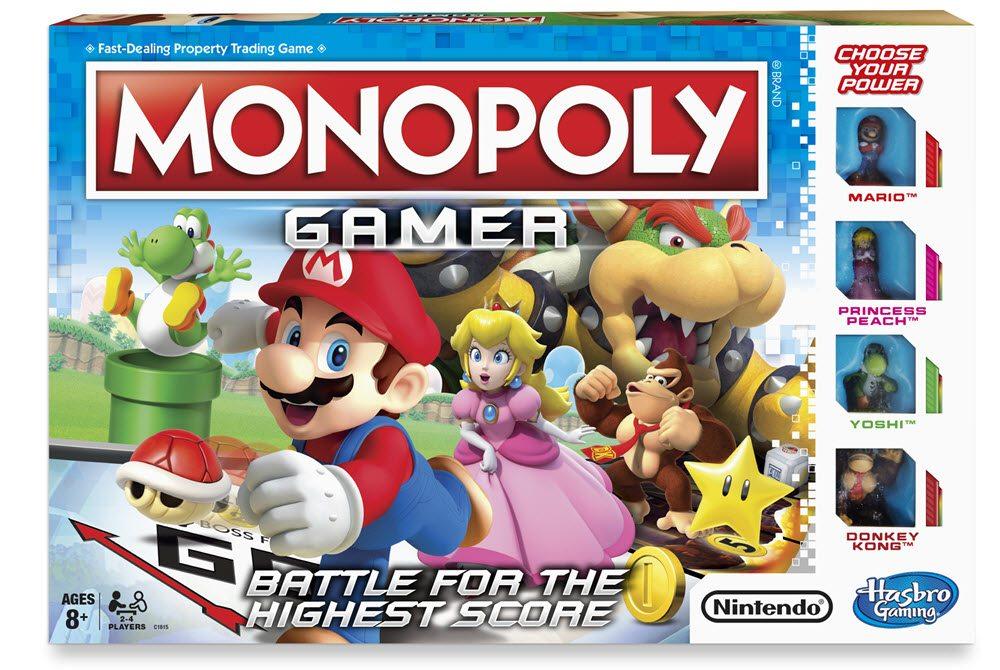 Monopoly Gamer