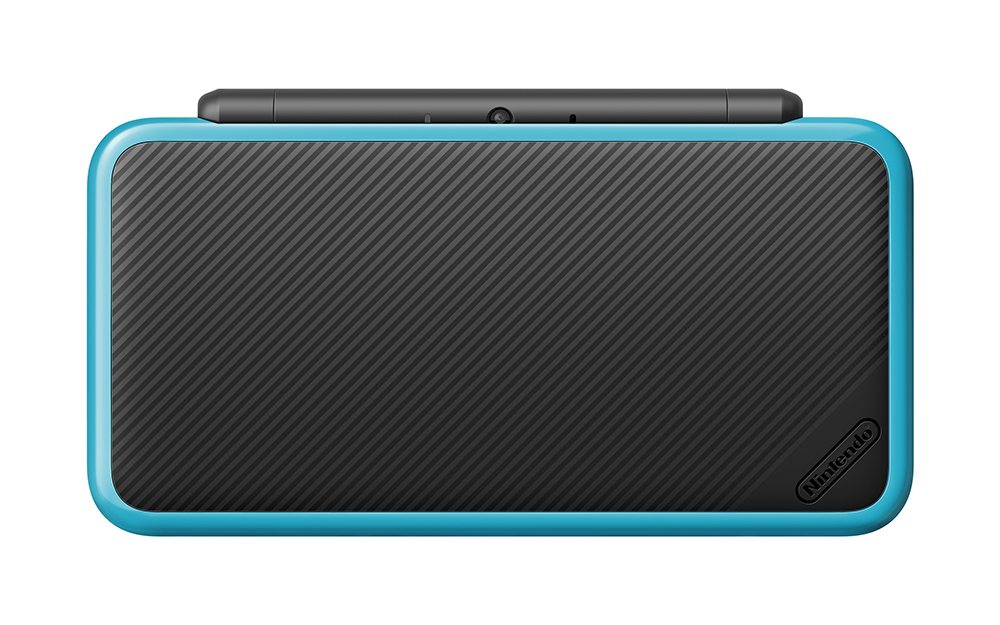 New Nintendo 2DS XL closed