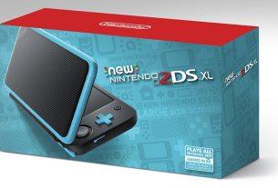 New Nintendo 2DS XL packaging
