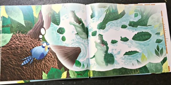 'Nope' is an Adorable and Hilarious Tale of First Flight | Caitlin Fitzpatrick Curley, GeekMom