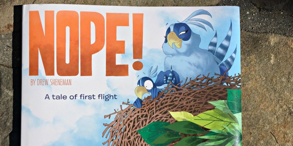 'Nope' Is an Adorable and Hilarious Tale of First Flight