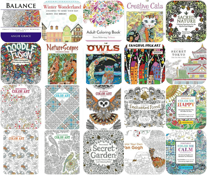 Stack Overflow: Adult Coloring Books (Part 2)
