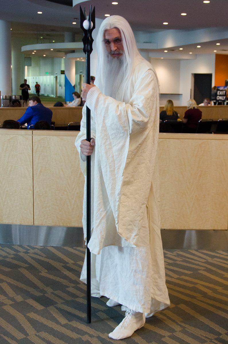 Saruman Cosplay