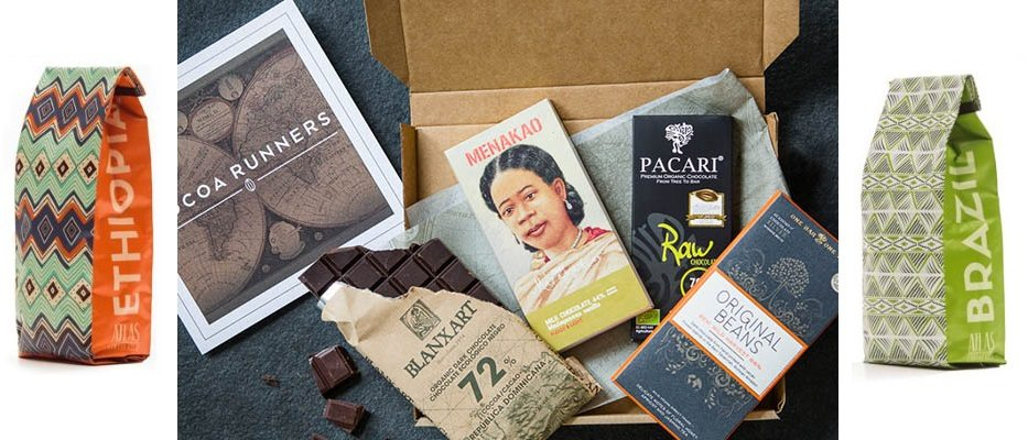 What's Better Than Coffee and Chocolate – Delivered to Your Door?